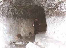 galleria-rifugio del colle Tuvixeddu