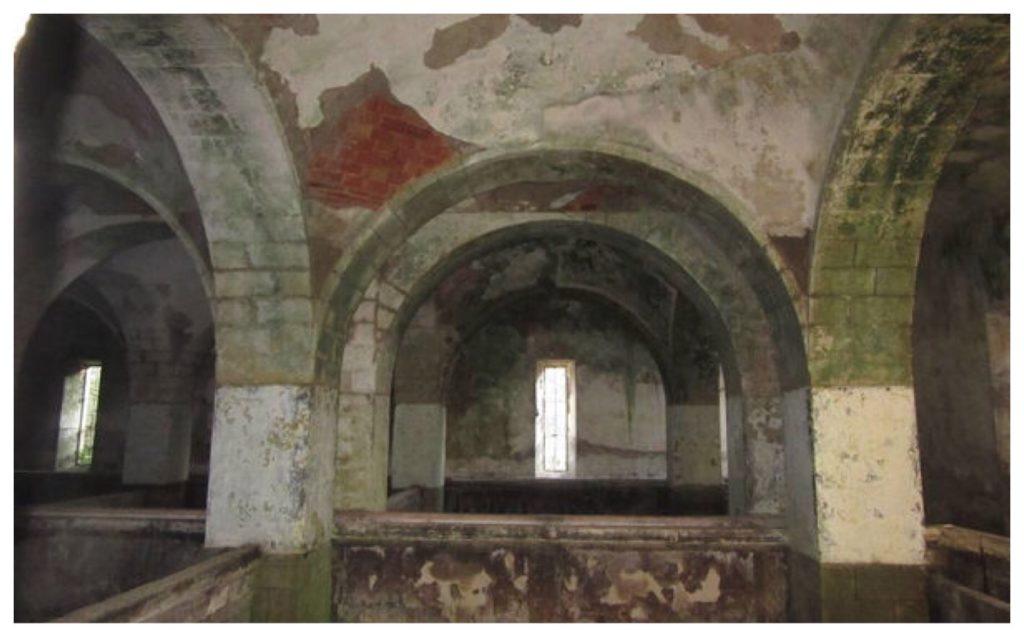 Tra i sotterranei Don Sassari anche gli acquedotti del Bunnari