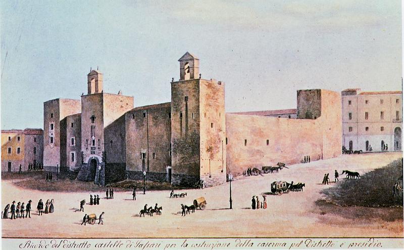 Sassari, il Castello aragonese.