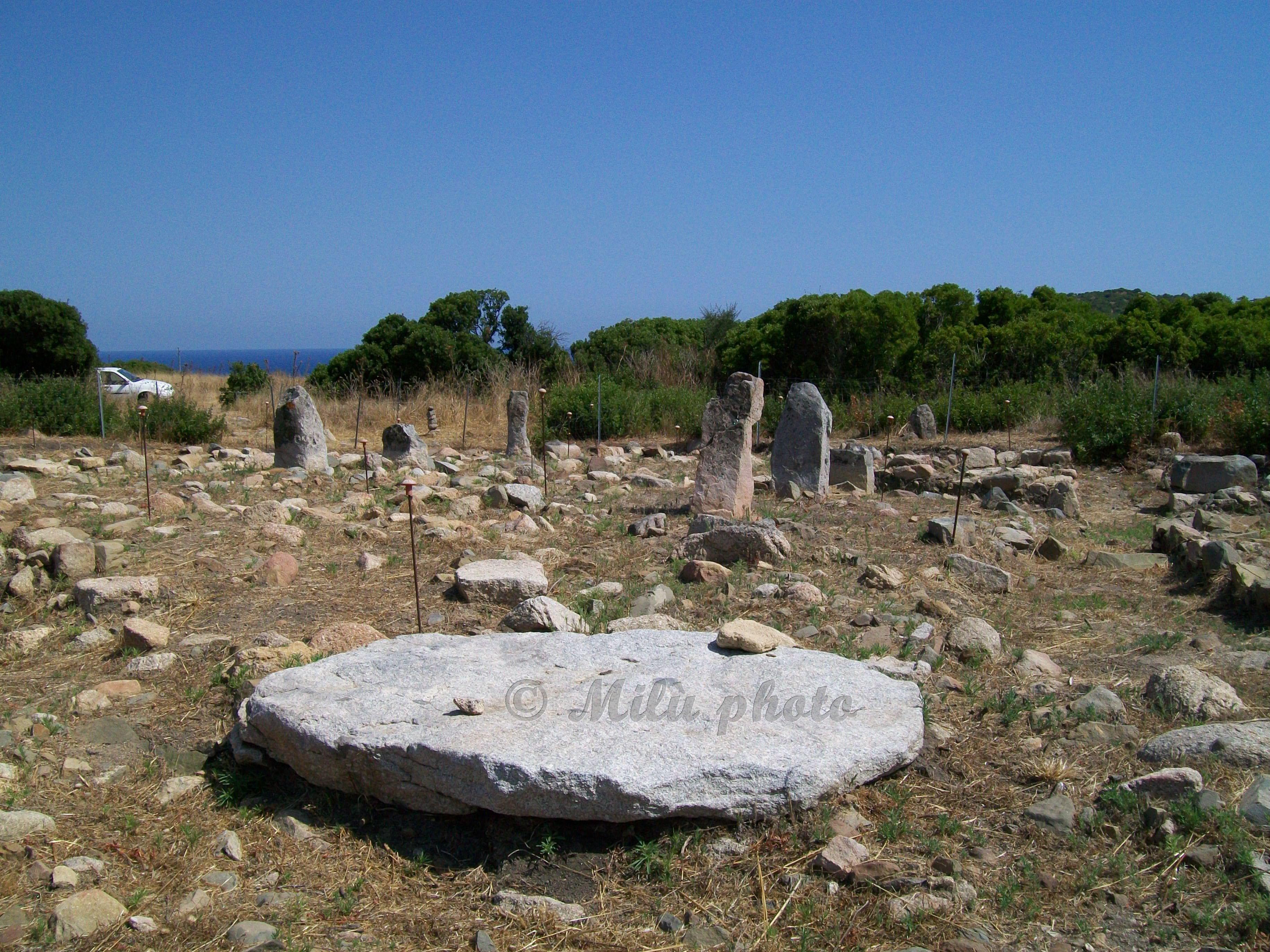 L'area archeologica
