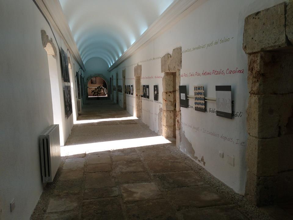 Il vecchio convento di Isili