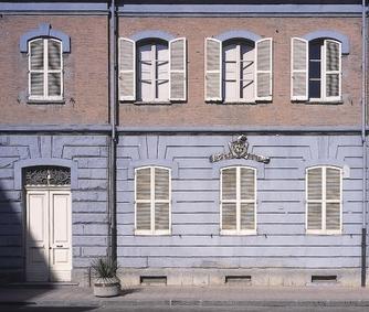 La sede della Circoscrizione in viale S. Avendrace a Cagliari