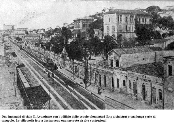 Sant'Avendrace nei primi alli del 1900