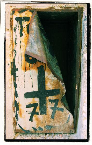 Dall'Archivio del GCC: sotterranei di Viale Merello