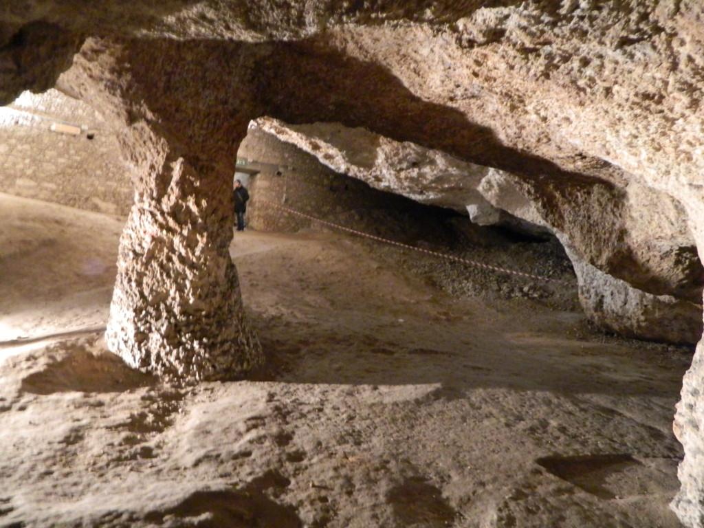 La cava di via Vittorio Veneto