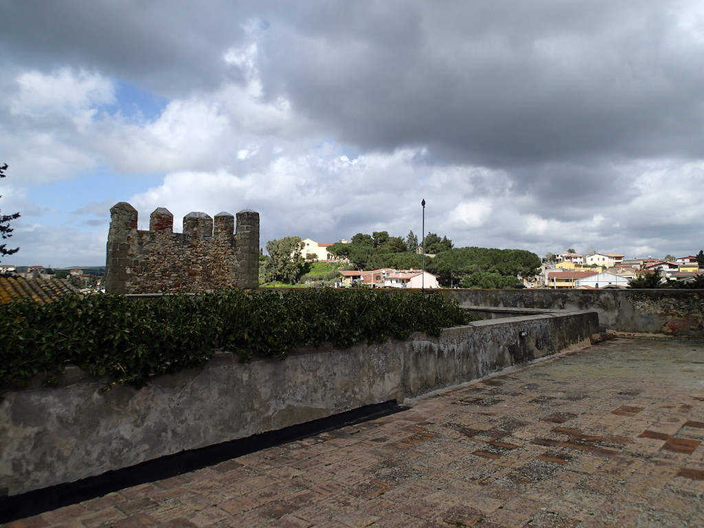 Il grandioso Castello di Sanluri, teatro di recenti scoperte