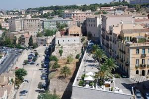 Cagliari_Bastione_santa_Croce