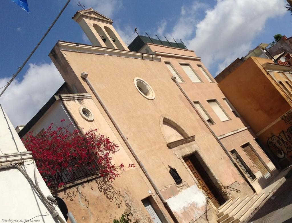 La chiesa di San Cesello