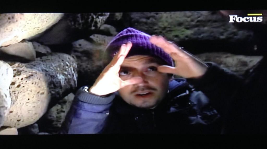 Marcello Polastri su Focus Tv