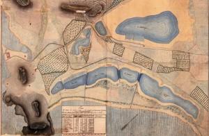 Antico piano delle saline di Cagliari
