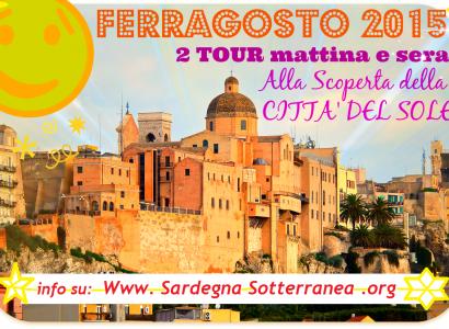 Ferragosto a Cagliari in un doppio Tour
