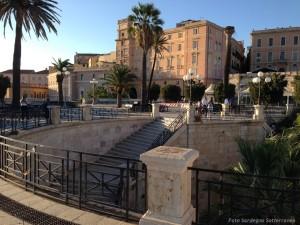 Il Castello visto dal Bastione