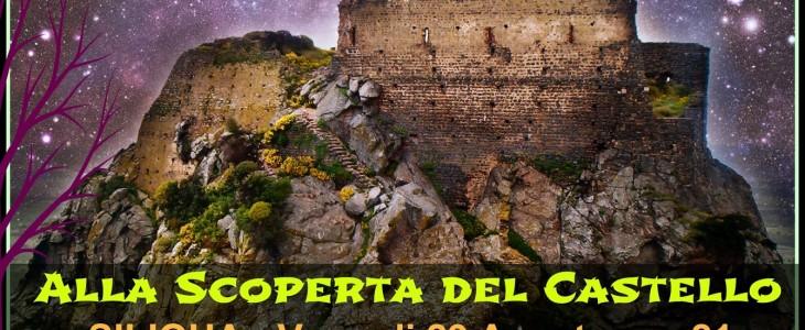 Venerdì 29 Agosto tra gli spettri del Castello