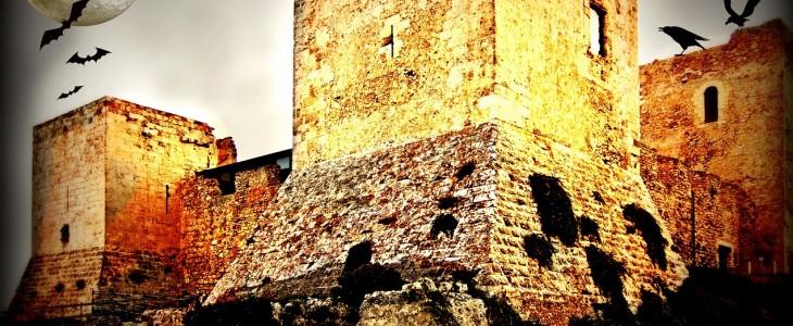 Medieval e Mistery Tour Cagliari: al tramonto con la sanguinaria nel Castello di San Michele