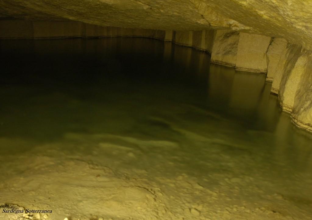 La cavità del lago