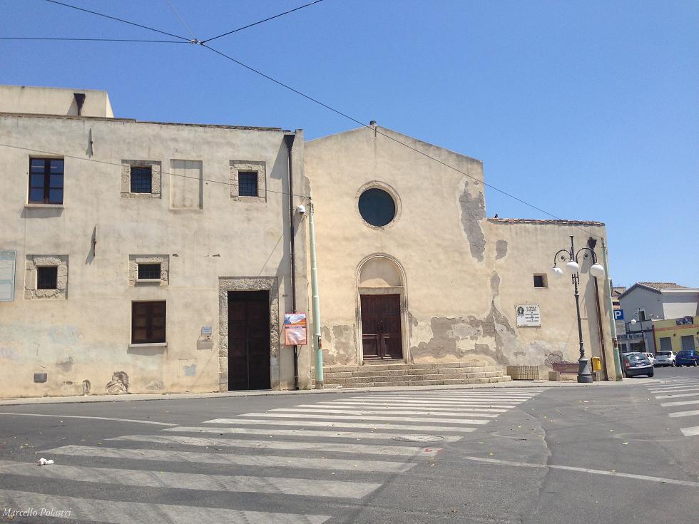 Quartu, il centro storico