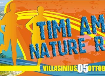 5 Ottobre: gara del Timi Ama Natura a Villasimius