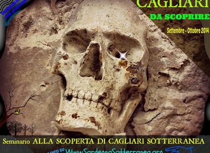 Serata su Cagliari sotterranea