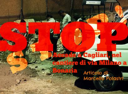 Archeologia: stop al cantiere di Bonaria