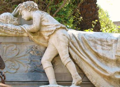 21 settembre nel Camposanto di Bonaria