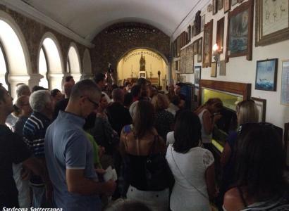 Tour Mistery che a Bonaria strega i Cagliaritani