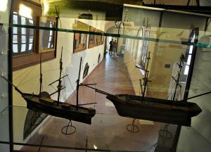 Il museo di Bonaria.