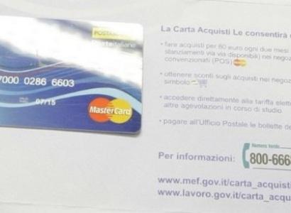 La novità: 400 euro al mese per i disoccupati