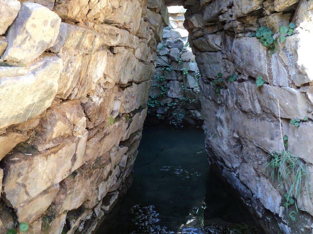 Matzanni, tempio a pozzo