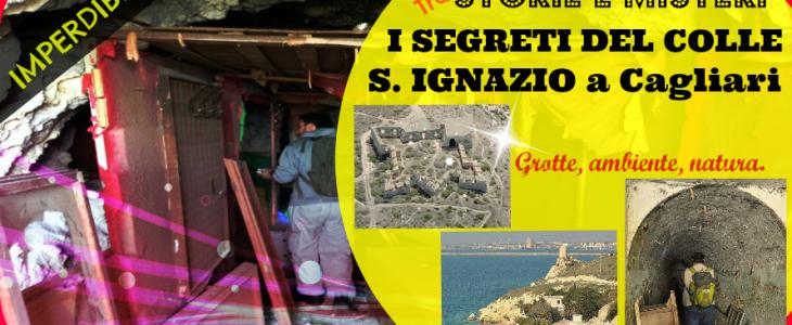 Venerdi notte e domenica mattina due tour tra sotterranei, fortezze e misteri di Cagliari