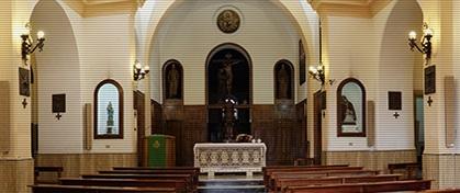 Chiesa_Cappuccini_Cagliari - Sardegna Sotterranea