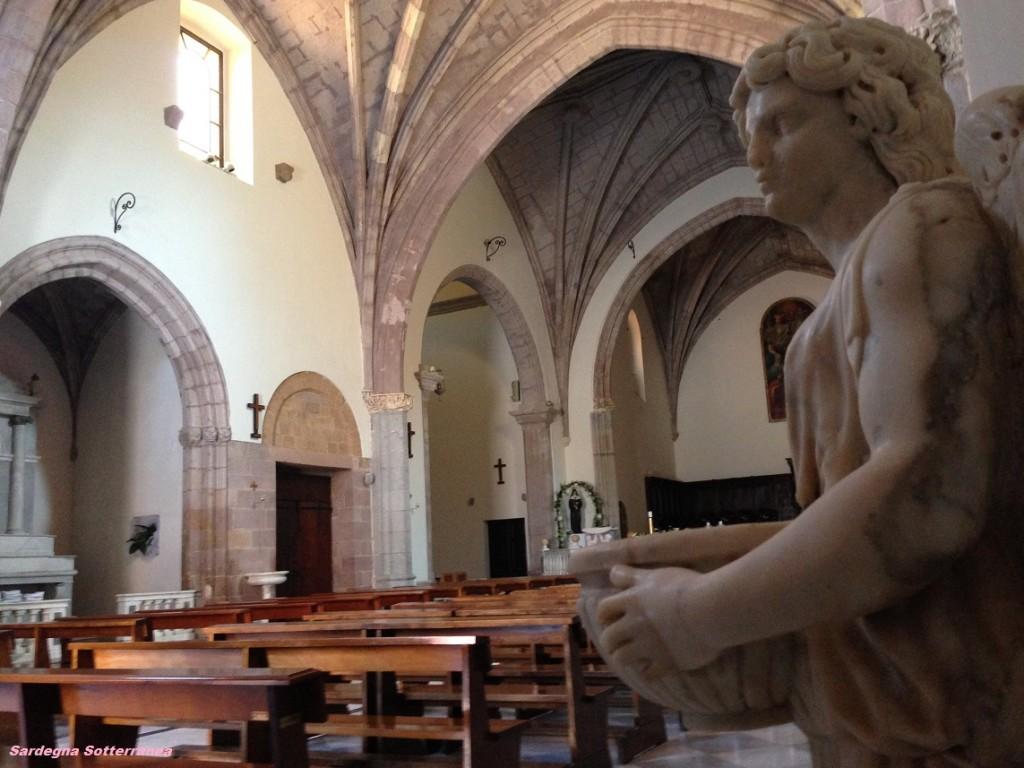 La cattedrale di Iglesias