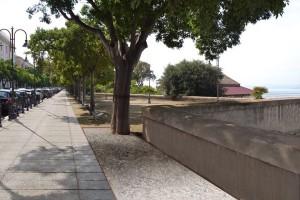 Il Bastione di San Filippo a lavori ultimati