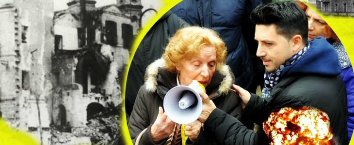 Vi racconto la guerra a Cagliari: esperienza da brivido