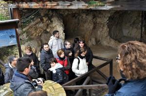 Necropoli_Romana_Bonaria_Tour_Guidato
