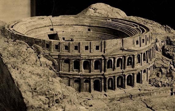 Ricostruzione_anfiteatro_romano_Cagliari