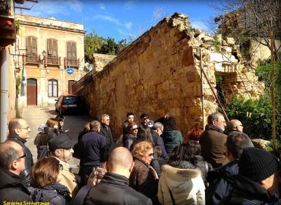Domenica 8 marzo a Stampace tra rifugi e statue ritrovate