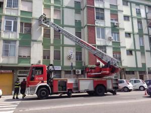 Vigili fuoco Cagliari polastri