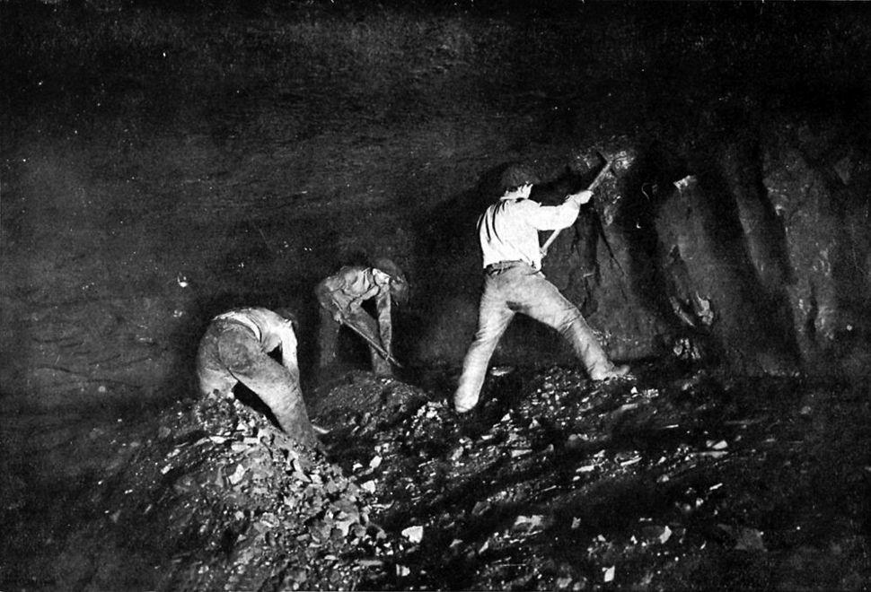 Miniera sotterranea