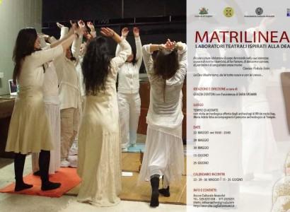 Matrilineare: teatro per dieci donne dai 16 ai 99 anni