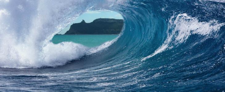 Quando gli tsunami colpirono la spiaggia del Poetto