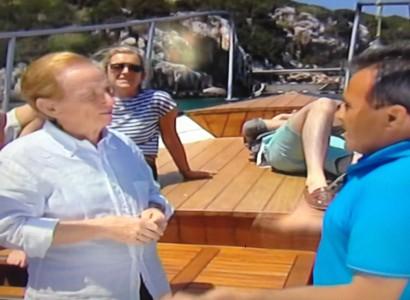 Tra delfini e spiagge la Sardegna incanta i telespettatori su Rai 2
