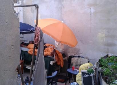 Is Mirrionis: nel letto d'ospedale, clochard e sbandati