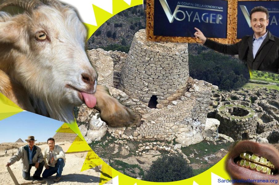 Voyager in Sardegna