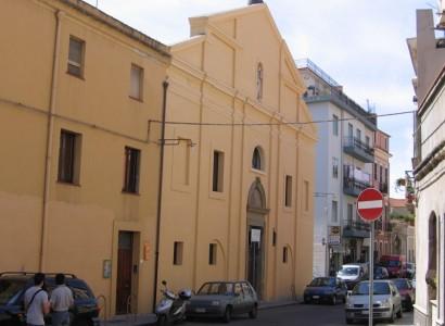 Via ai lavori nella Chiesa di San Mauro a Cagliari