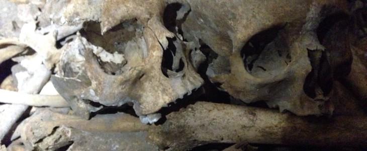 In Sardegna spunta uno scheletro gigante ed è subito silenzio