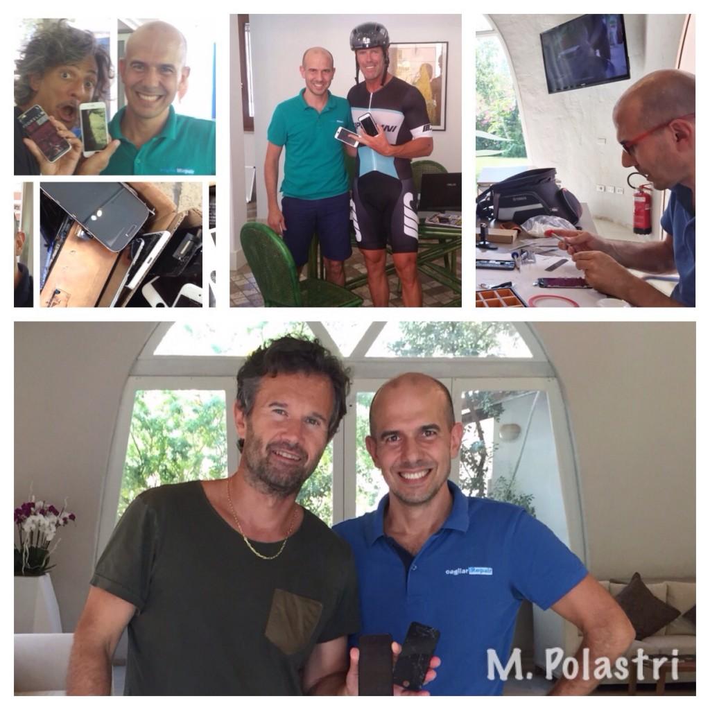 Fiorello e Cracco tra i vip che hanno chiesto aiuto a Michele Sassu.