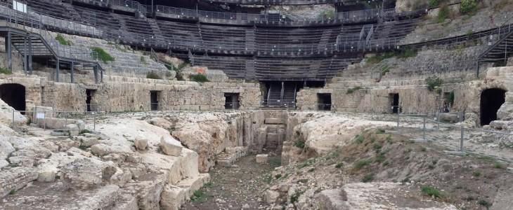 Anfiteatro romano di Cagliari verso il restauro