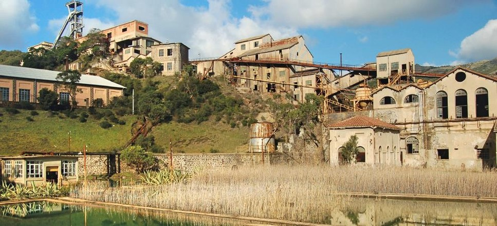 Laveria_miniera_Montevecchio