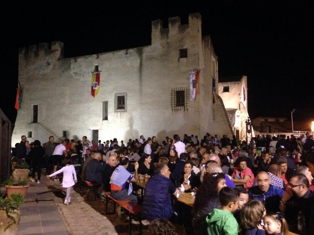 Uno degli eventi realizzati nel Castello la scorsa estate