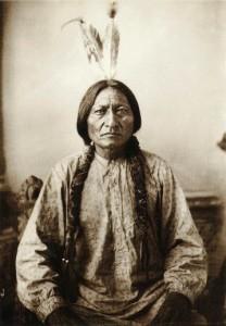 Sciamano lakota.
